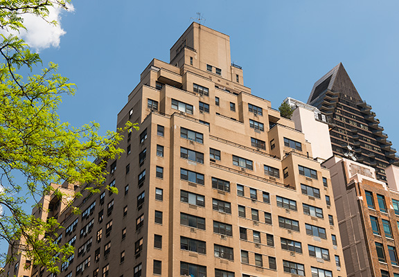 Embassy House: Residential Building – 301 E 47th St, New York, NY 10017 – A20988